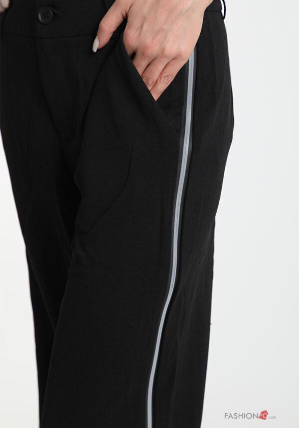 Pantaloni casual drepti