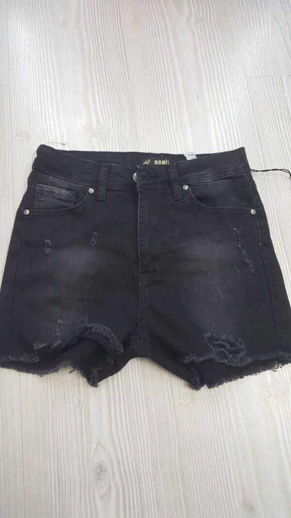 Pantaloni scurti dama negri